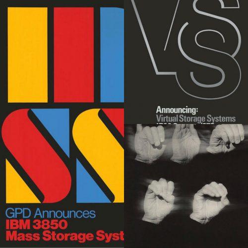Vintage IBM Poster Designs 03