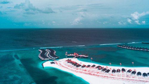 Paolo Pettigiani – The Maldives Infraland – Beautiful Infrared Island Photography 06