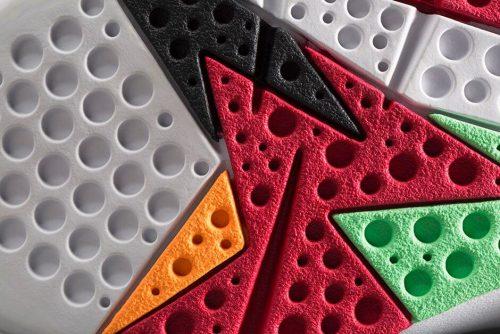 Textures | Nike shoe patterns