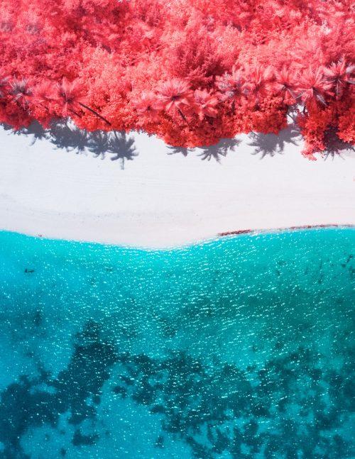Paolo Pettigiani – The Maldives Infraland – Beautiful Infrared Island Photography 12