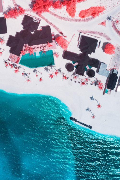 Paolo Pettigiani – The Maldives Infraland – Beautiful Infrared Island Photography 07