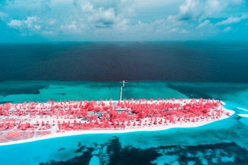 Paolo Pettigiani – The Maldives Infraland – Beautiful Infrared Island Photography 14