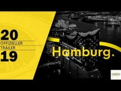 Hamburg Tennis Open 2019 | Branding and Identity