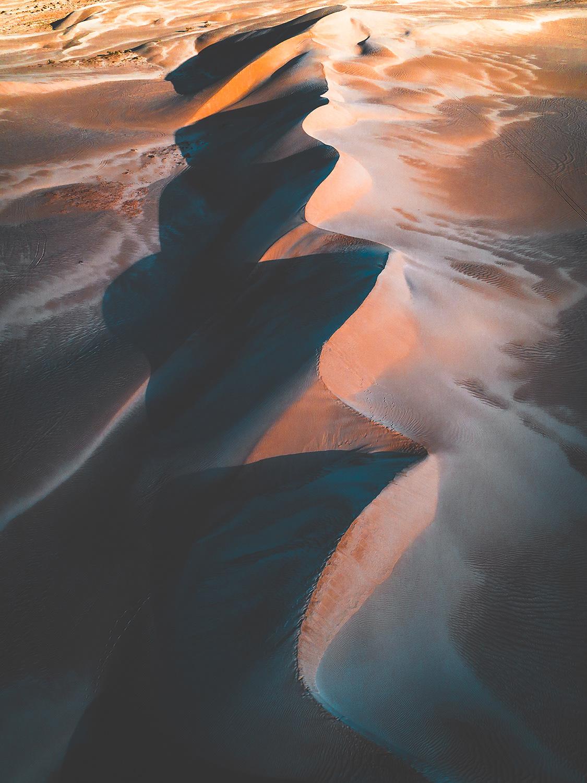 Kevin Krautgartner – Sand Dunes Aerial Photography 09