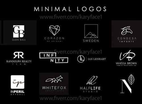 Minimal Logo Designs