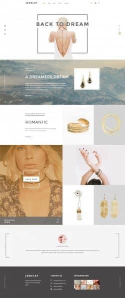 Jewelry- Ecommerce – UI/UX