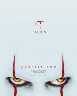 IT Chapter Two Key Art Movie Poster