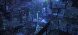 Future Visions – Digital Illustrations on Photoshop 15