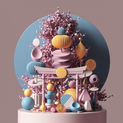 Peter Tarka   Abstract Compositions and Renders made with C4D, Octane and Photoshop 43