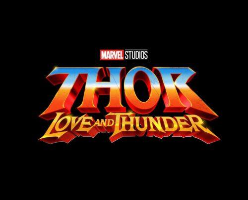 Marvel Studios | Thor Love and Thunder Logo Design
