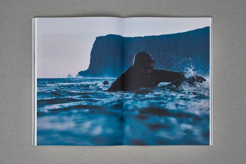 Rail Road Surfing and Travel Photography Book Design 01