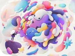 Alexander Zutto – Whimsical Illustrations made on Procreate 05