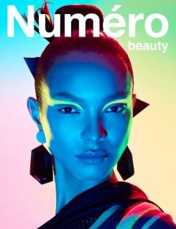 Lais Ribeiro for Numero Magazine Cover Russia – Photography with Gel Lights 18