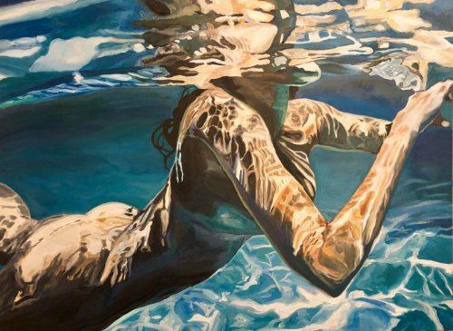 Untitled | Oil on Canvas Painting | u/leggopatt712