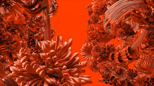 London Symphony Orchestra Roots and Origins – 3D Flowers – Alexa Sirbu of Superunion 19