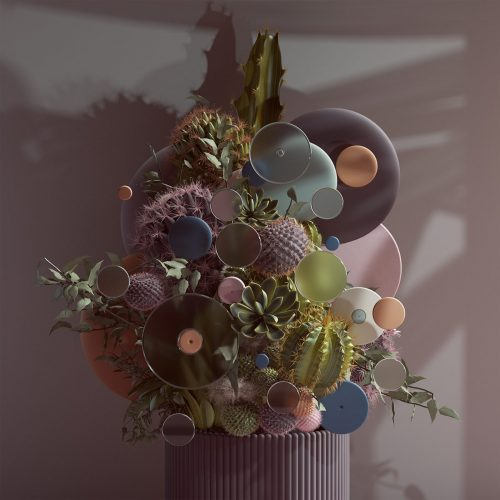 Peter Tarka   Abstract Compositions and Renders made with C4D, Octane and Photoshop 18