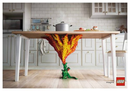 Ogilvy & Mather – Lego Campaign 06