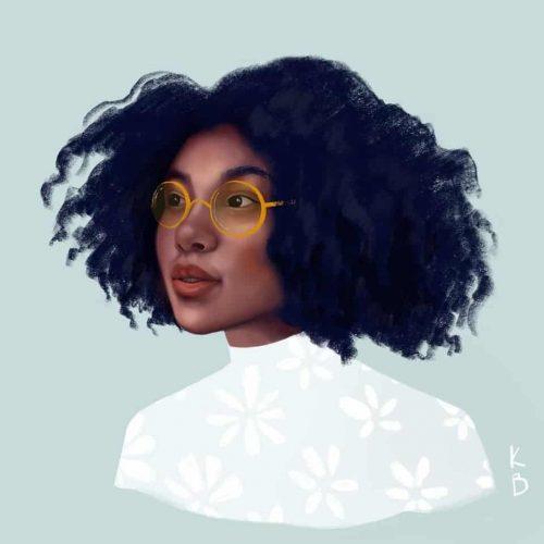 Matte Painting / Illustration made on Procreate