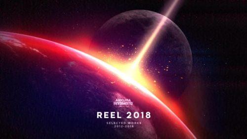 Arkuma Hiyomoto – Showreel 2018 – Title Sequence