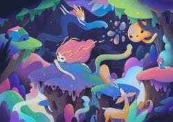 Alexander Zutto – Whimsical Illustrations made on Procreate 03