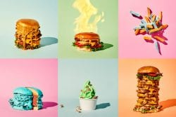 Food Photography   Barsk – Norwegian Burger Restaurant 02