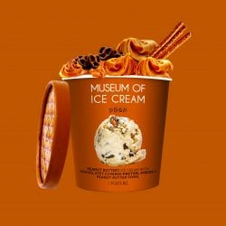 Museum of Ice Cream PB&P Packaging Design