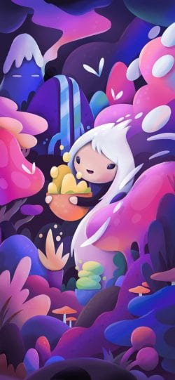Alexander Zutto – Whimsical Illustrations made on Procreate 08