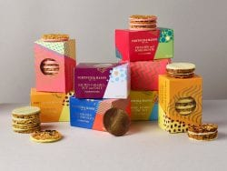 Bold Packaging For Fortnum & Mason's Florentines by Design Bridge