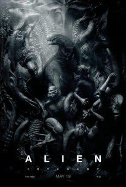 Aliens Movie Poster