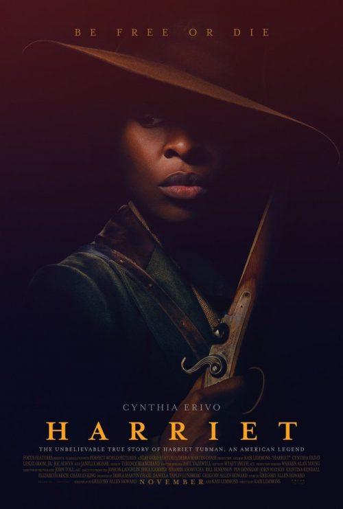 Harriet Movie Poster Key Art