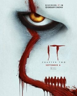Official Dolby Cinema 'IT : Chapter Two' Poster – Movie Poster Key Art