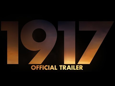 1917 – Official Trailer – War Movie