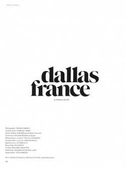 Dallas France