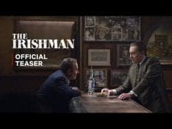 The Irishman Official Trailer on Netflix