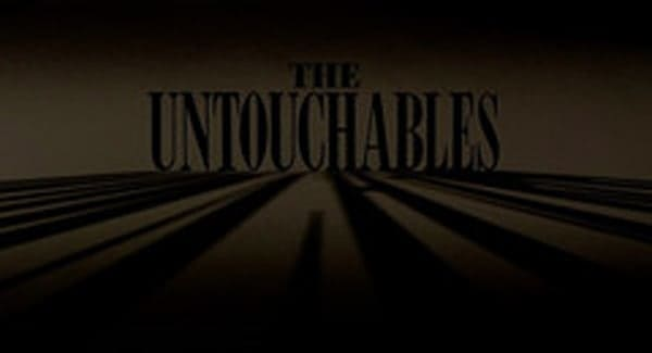 The Untouchables Title Treatment