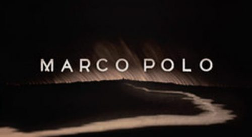 Marco Polo Title Treatment