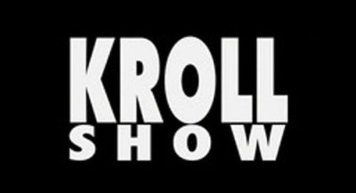 Kroll Show Title Treatment