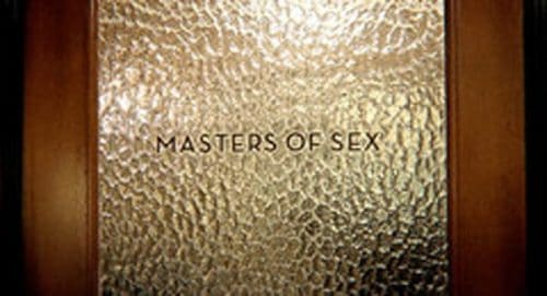 Masters of Sex Title Treatment