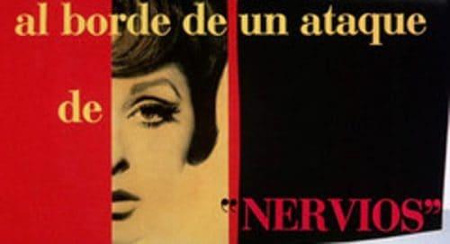 Nervios Title Treatment