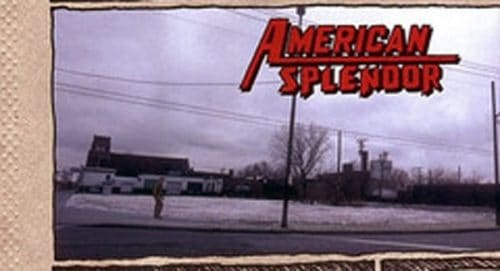 American Splendor Title Treatment