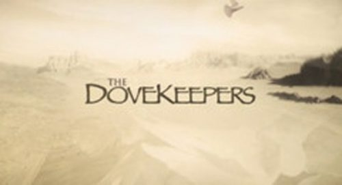 Dovekeepers Title Treatment