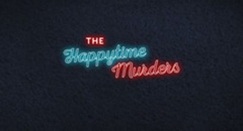 The Happytime Murders Title Treatment