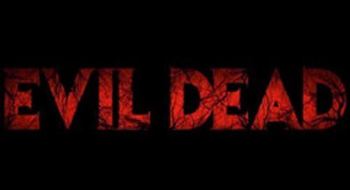 Evil Dead Title Treatment