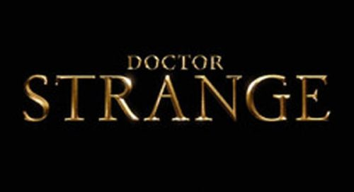 Doctor Strange Title Treatment