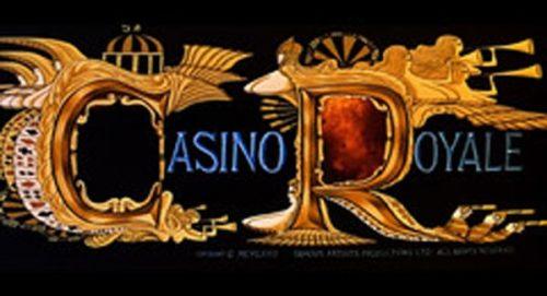 Casino Royale Title Treatment