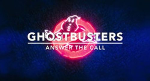 Ghostbusters Title Treatment