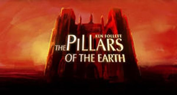 The Pillars of the Earth Title Treatment