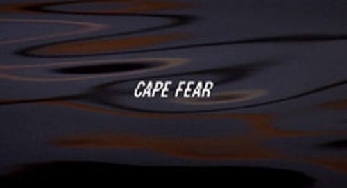 Cape Fear Title Treatment