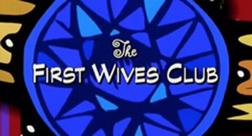 The First Wives Club Title Treatment