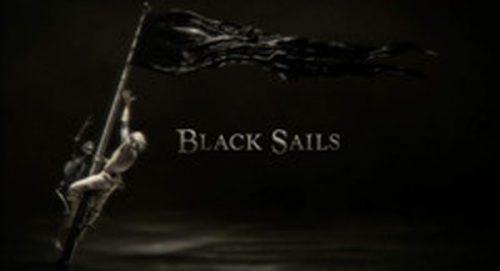Black Sails Title Treatment